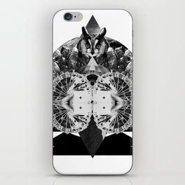 LIVE IN DREAMS iPhone Skin