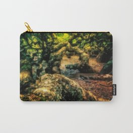 The roots of the jungle Carry-All Pouch