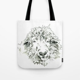follow the crowd Tote Bag