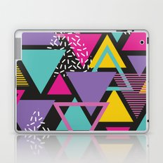 Back To The 80's Pattern Laptop & iPad Skin