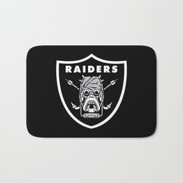 Raiders Bath Mat