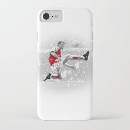 Dennis Bergkamp - Arsenal iPhone Case