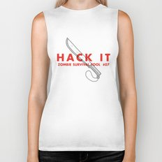 Hack it - Zombie Survival Tools Biker Tank