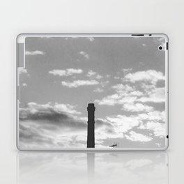 Black And White Chimney Laptop & iPad Skin