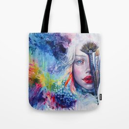 Coralized Tote Bag