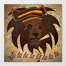 Snoop Lion Canvas Print