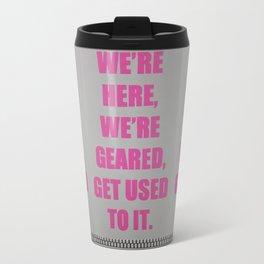 G4: Good Game, Girl Gamer - Party Leader Travel Mug