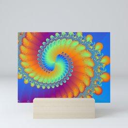 Color Wheel Mini Art Print