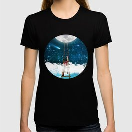 Reach for the Moon v2 T-shirt