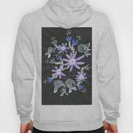 Nocturne Blooms Hoody