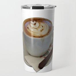 Americano Coffee Vector Travel Mug