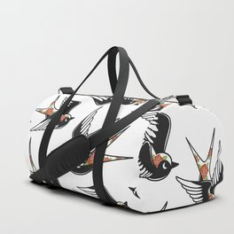 Rose Sparrows Duffle Bag