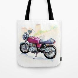 Rosso Honda (Motocicletalia) Tote Bag