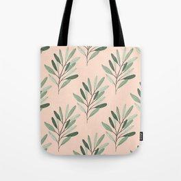 Olive Branch Tote Bag