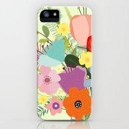 Bringing Summer Wildflowers Inside iPhone Case