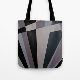 Razzle Dazzle Camouflage Graphic Art Tote Bag