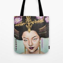 Wu Zetian Tote Bag