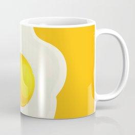 The fried egg Coffee Mug