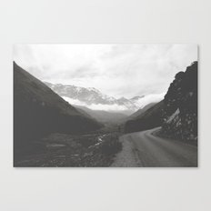 Marocco- Atlas Mountains Canvas Print