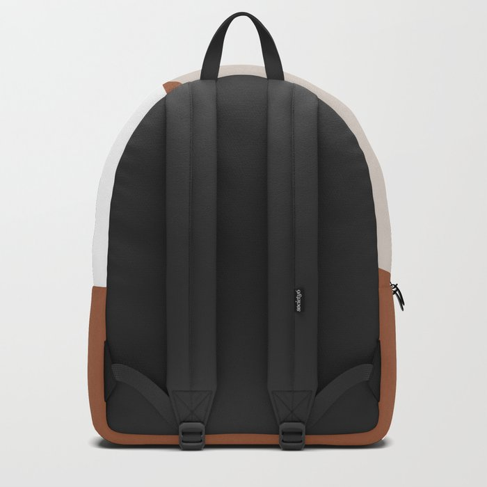 Shape study #11 - Stackable Collection Backpack