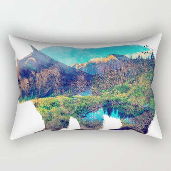 Nature Giant Rectangular Pillow