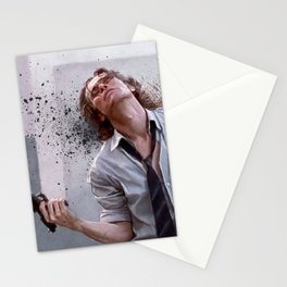Detective Smecker From The Boondock Saints - There Was a Fire Fight Stationery Cards