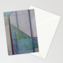 NyM Abstract #1 Stationery Cards