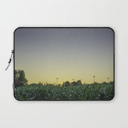 Clear Skies Sunset Laptop Sleeve