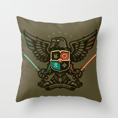 Geek For Life Throw Pillow