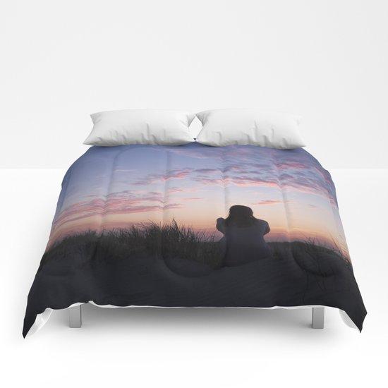 Sunset II Comforters