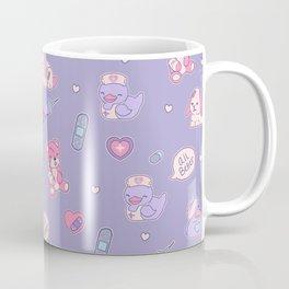 Nurse Ducks - Menhera Design Coffee Mug