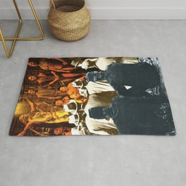 History Lost But Not Forgotten Rug