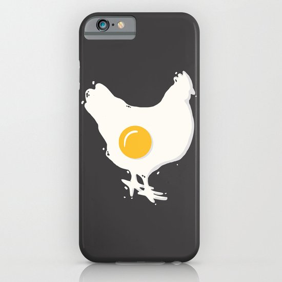 Fried iPhone & iPod Case
