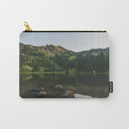 Sheep Lake - Pacific Crest Trail, Washington Carry-All Pouch