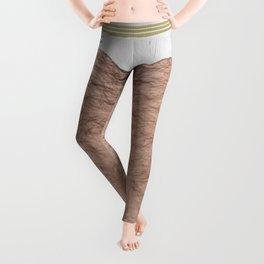 hairy leg...gings Leggings