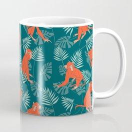Monkey Forest Coffee Mug