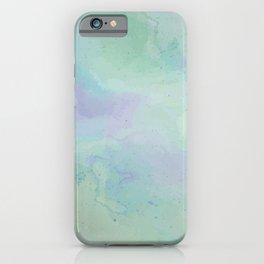 Lacuna Watercolour Sky iPhone Case