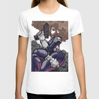 punisher T-shirts featuring The PuniSher  by DaCreativeGenius