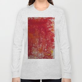 Blood is the New Black Long Sleeve T-shirt