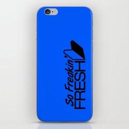 So Freakin' Fresh v5 HQvector iPhone Skin