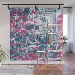 Abstract pattern 25 Wall Mural