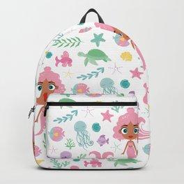Kritter Mermaid Sea Backpack