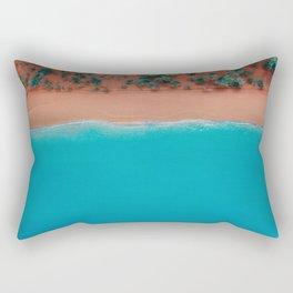Broome Australian Beaches  Rectangular Pillow