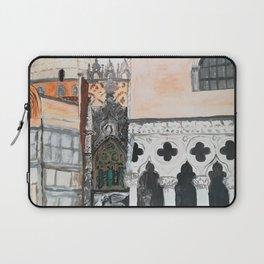 Venice architecture, Piazza San Marco, Dodge's Palace Laptop Sleeve