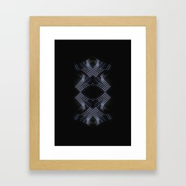 Untitled (Rooms) Framed Art Print