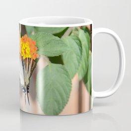 Scarce Swallowtail Butterfly Coffee Mug