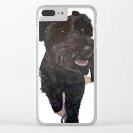 SAKI Clear iPhone Case