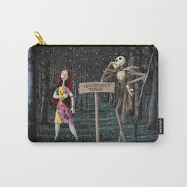 Halloween Town | Jack | Sally | Christmas | Nightmare Carry-All Pouch