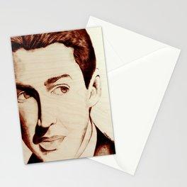"""James """"Jimmy"""" Stewart Stationery Cards"""