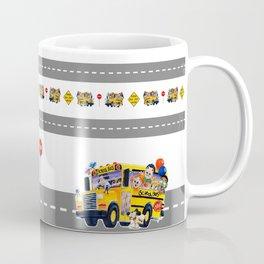 School Bus Fun Coffee Mug